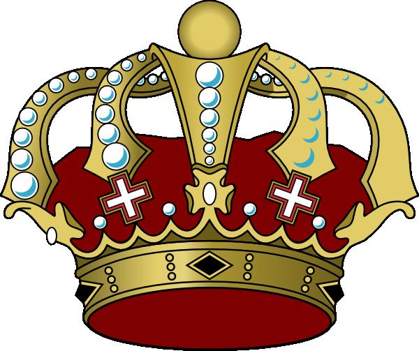 Crown Clip Art at Clker.com.