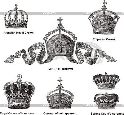 Imperial crown.