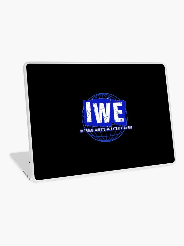 Imperial Wrestling Entertainment Logo Merchandise.