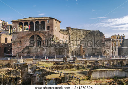 Forum Of Augustus Stock Photos, Images, & Pictures.