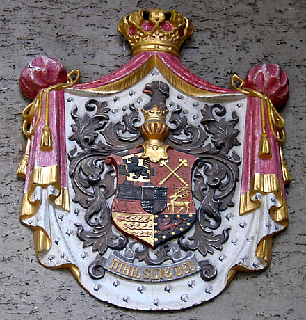 House of Hohenzollern.