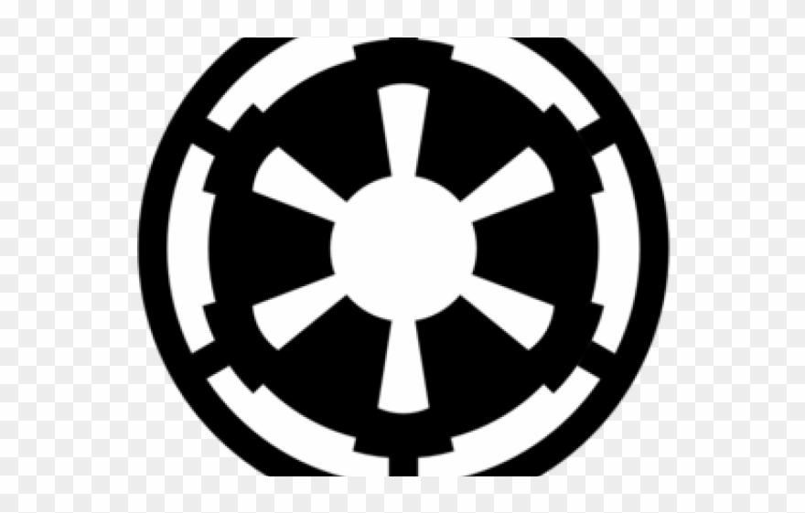 Star Wars Clipart Imperial Seal.