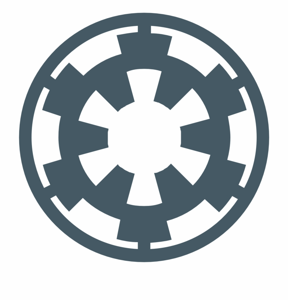 Star Wars Empire Symbol.