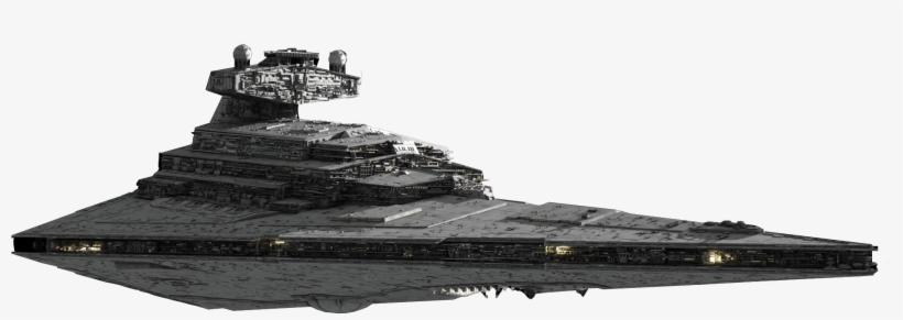 Star Wars Clipart Star Destroyer.