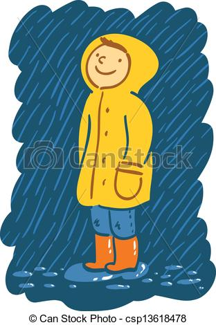 Raincoat Clip Art Vector and Illustration. 867 Raincoat clipart.