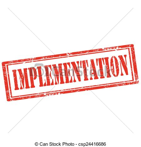 Vector of Implementation.