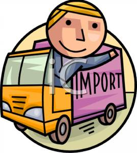 Import clipart.