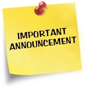 Important announcement clipart » Clipart Portal.