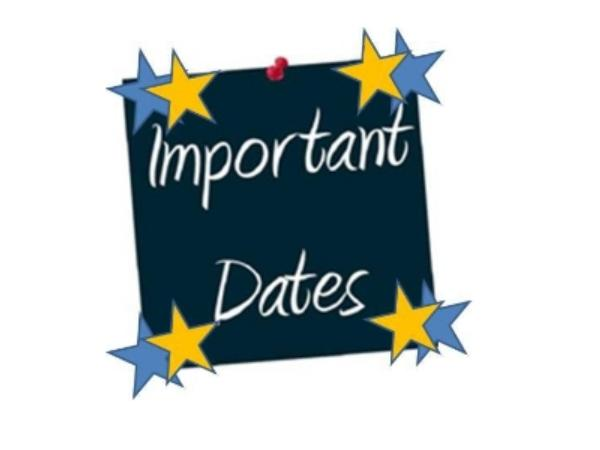 Important dates clipart 3 » Clipart Station.
