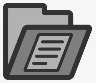 Transparent Document Clipart.