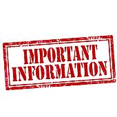 Important information clipart 3 » Clipart Station.