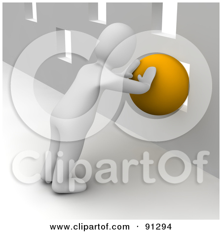 Impossible clipart #10