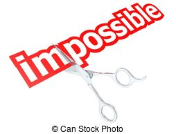 Impossible clipart #7