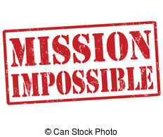 Impossible clipart #19
