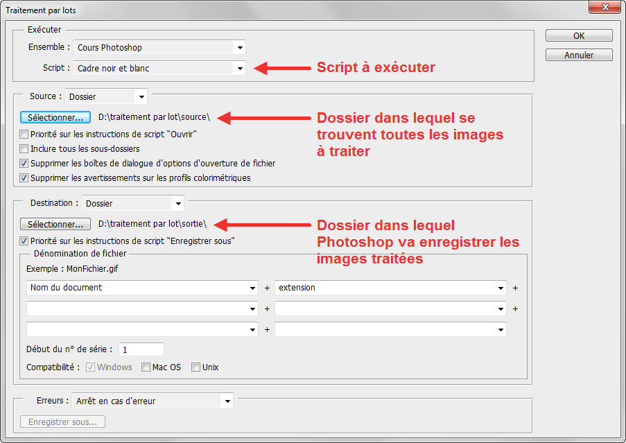 Photoshop impossible denregistrer en png 3 » PNG Image.