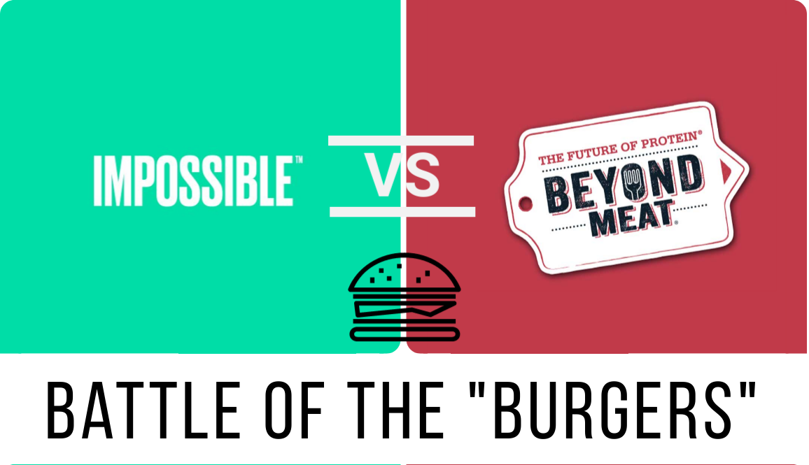 Impossible Foods vs. Beyond Meat: 5 Key Differences You.