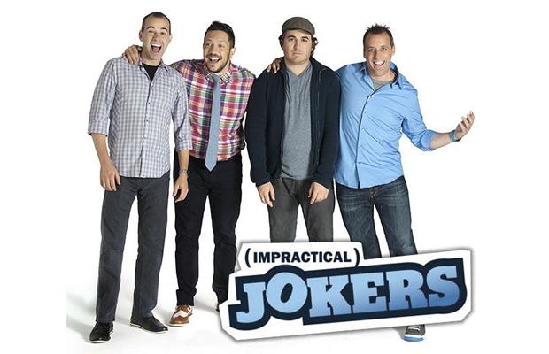 Impractical jokers clipart.