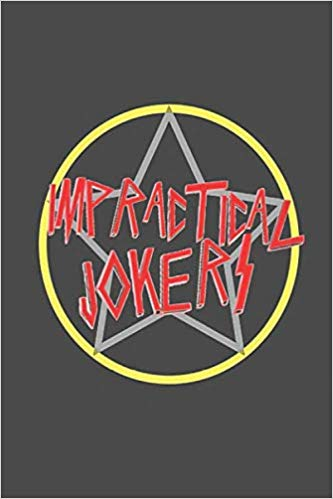 Impractical: Jokers Logo Notebook, Journal for Writing, Size.