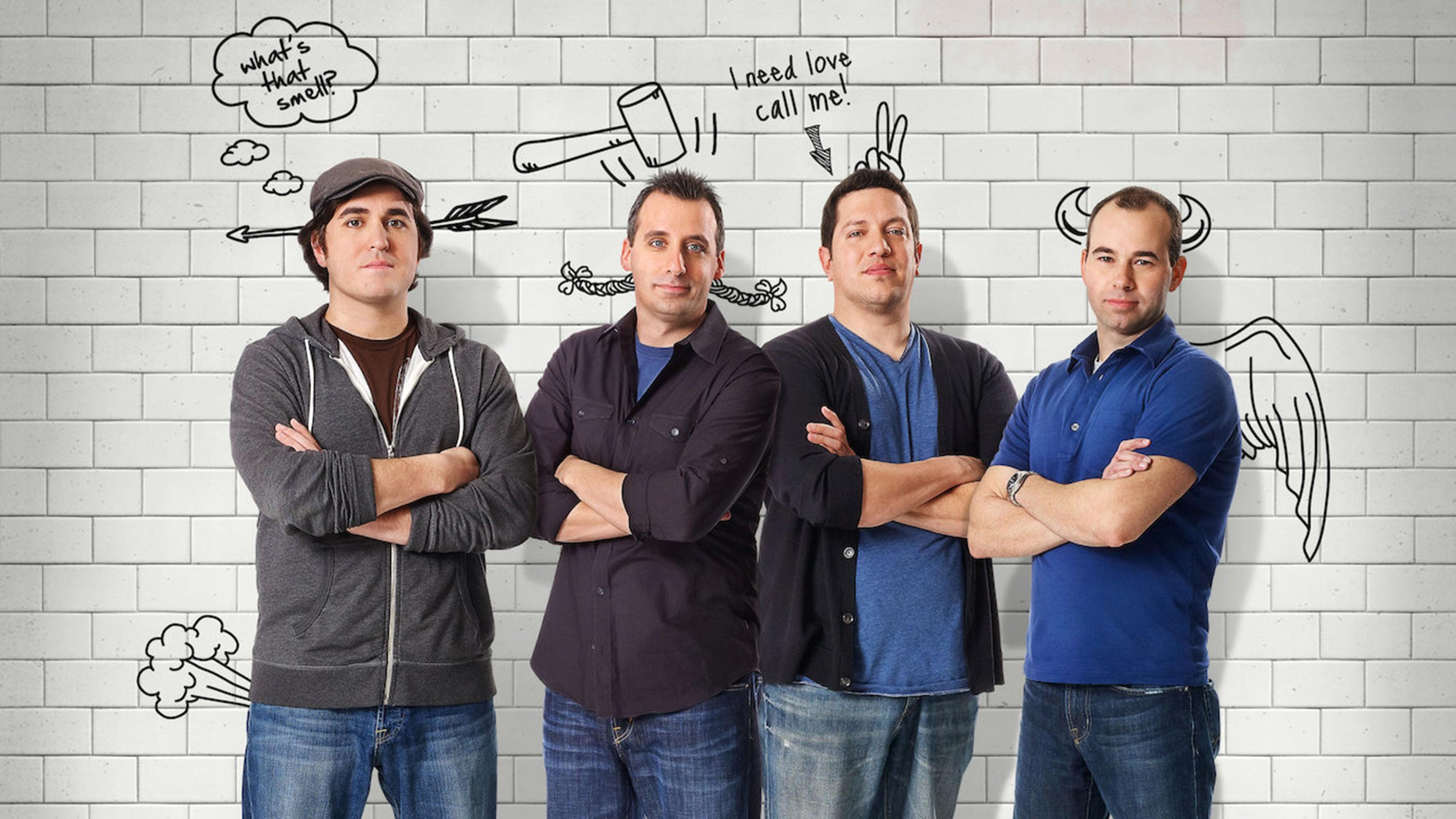 The most hilarious moments from Impractical Jokers.