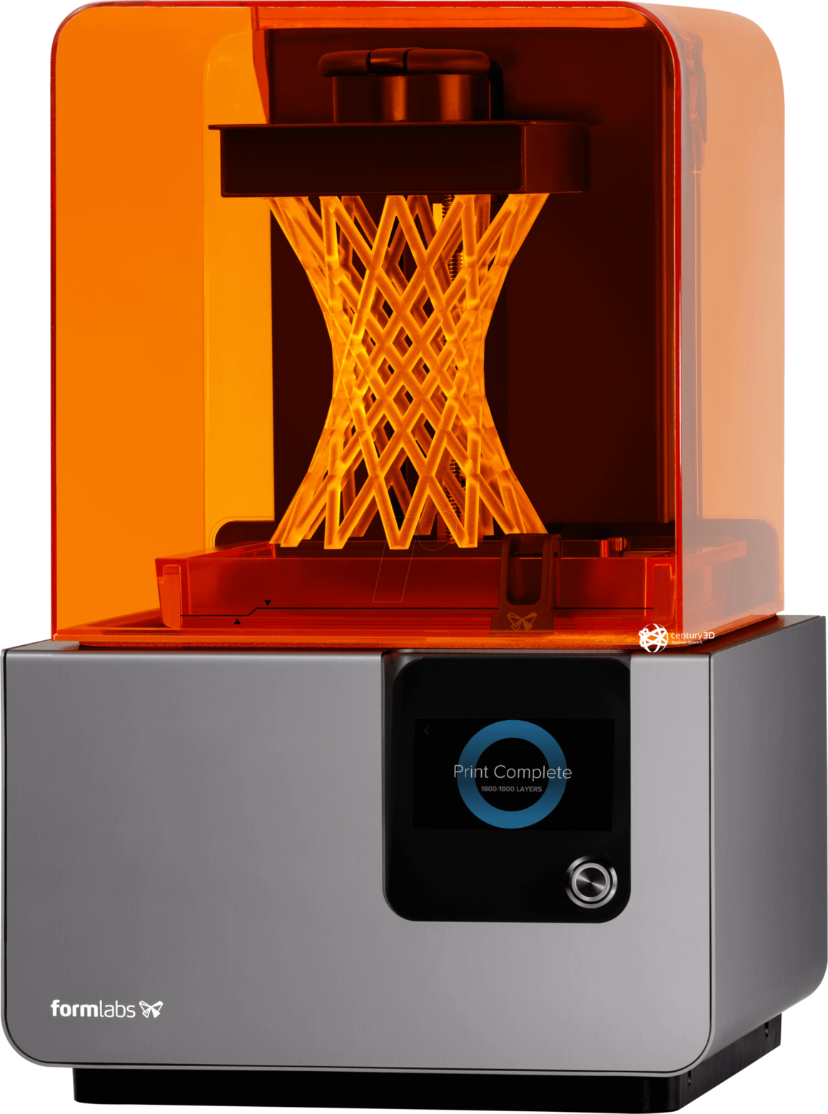 Impresoras 3D.