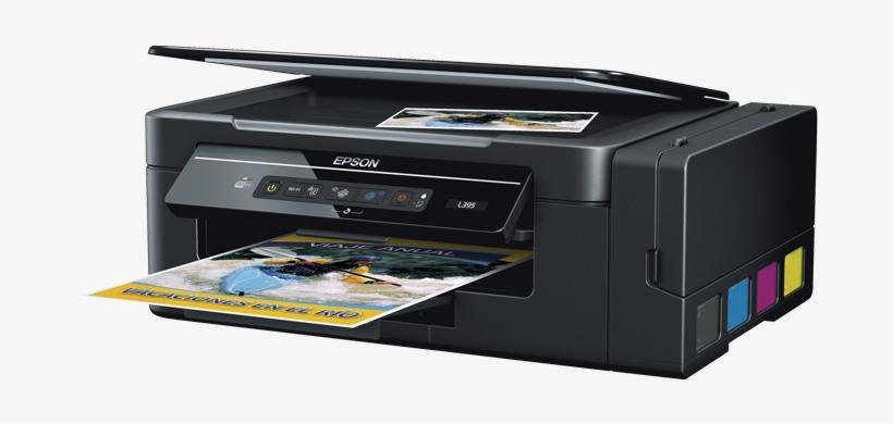 Impresora Multifunción Epson L395.