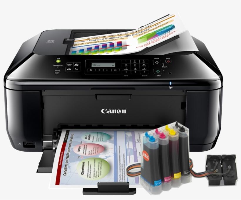 Impresoras.