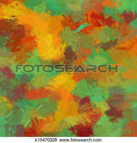 Stock Illustration of Computer designed impressionist style.