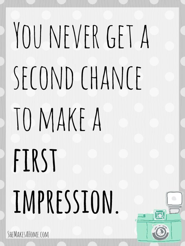 Quotes about Second impressions (34 quotes).
