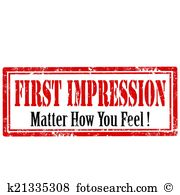 First impressions Clip Art and Illustration. 32 first impressions.
