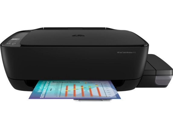 Impressora HP Ink Tank Wireless 416.