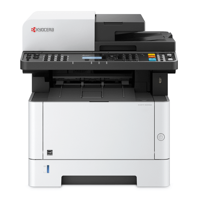 Impressora Kyocera Ecosys 2040 M2040dn Multifuncional Laser.