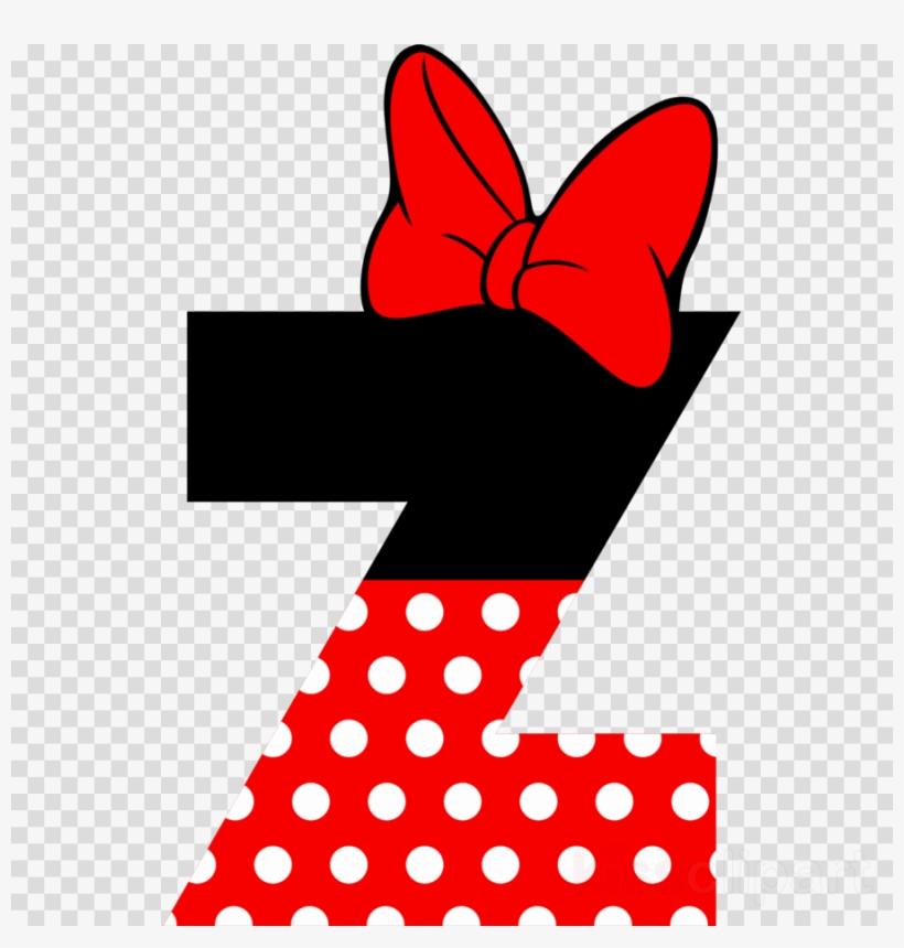 Letras I Da Minnie Vermelha Para Imprimir Clipart Minnie.