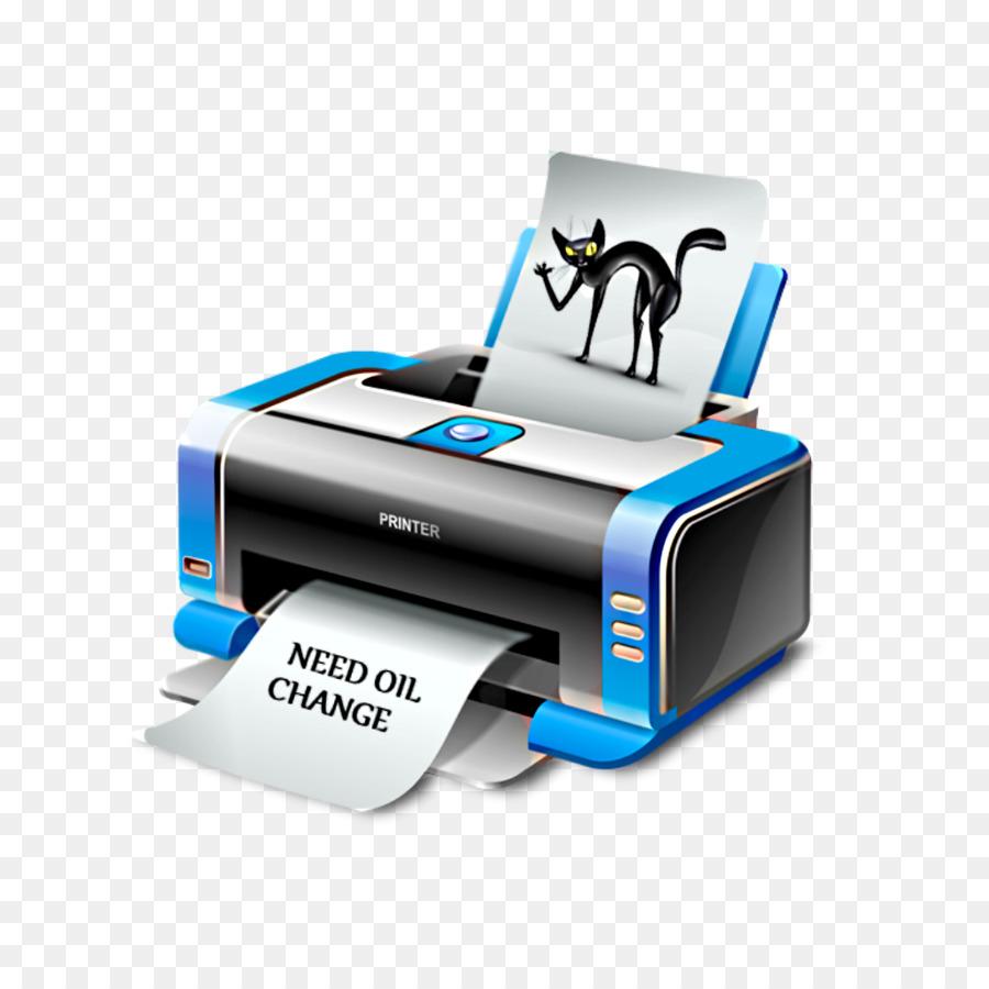 Printer Printer png download.