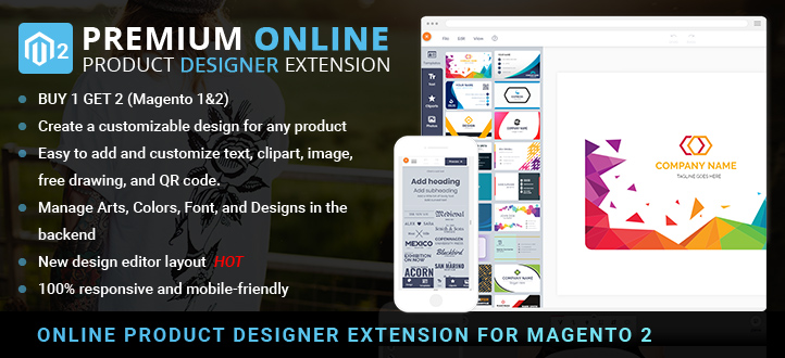What is the benefits of Magento online design 4.0.0 for shop.