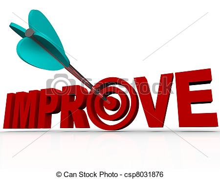 Improvement Clipart.
