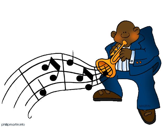Music Rhythm Clip Art.