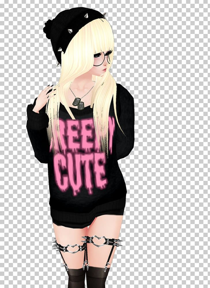 Avatar IMVU Second Life Emo Online Chat PNG, Clipart, Avatar.