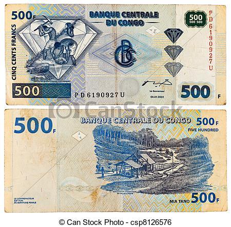 Stock Image of CONGO.