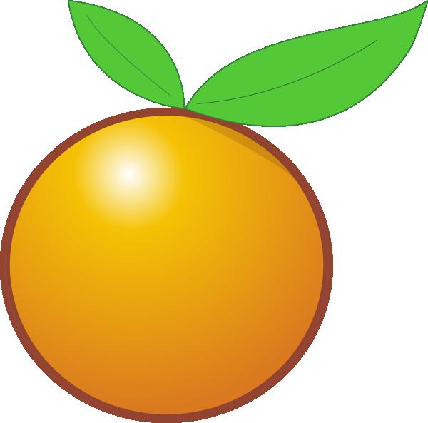 Giant Orange Clip Art at Clker.com.