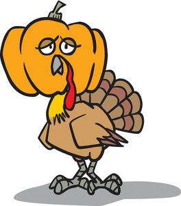 Free Turkey Clip Art Image.