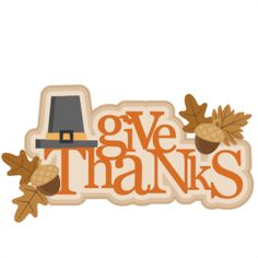 64+ Give Thanks Clipart.
