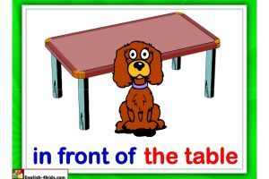 In front of preposition clipart 6 » Clipart Portal.