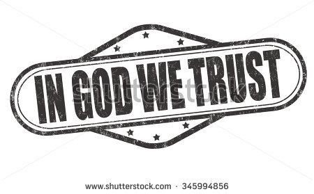 In God We Trust Stock Vectors, Images & Vector Art.