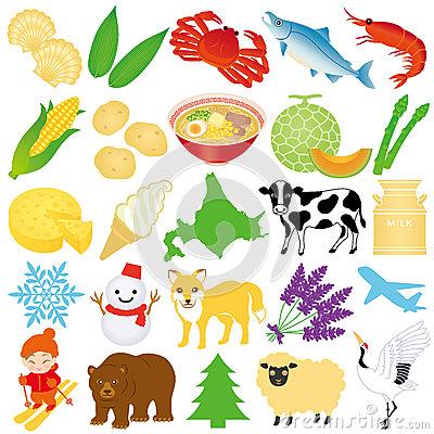 Sapporo Stock Illustrations.