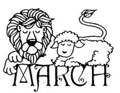 13 Best lamb & lion images.