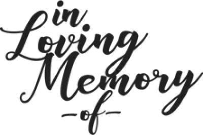 Download Free png In Loving Memory Png (100+ images in Collection.