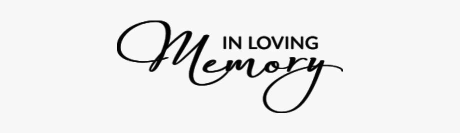 inlovingmemory #inmemory #memory #memories #words.
