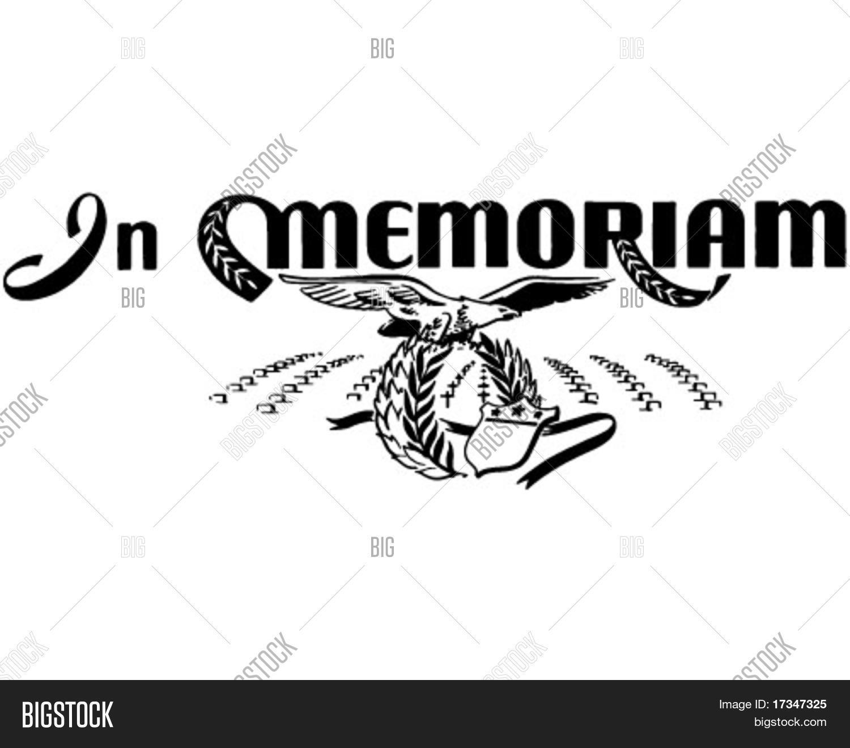 Memoriam.