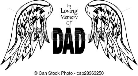 In Loving Memory Car Decals >> In memory of clipart - Clipground