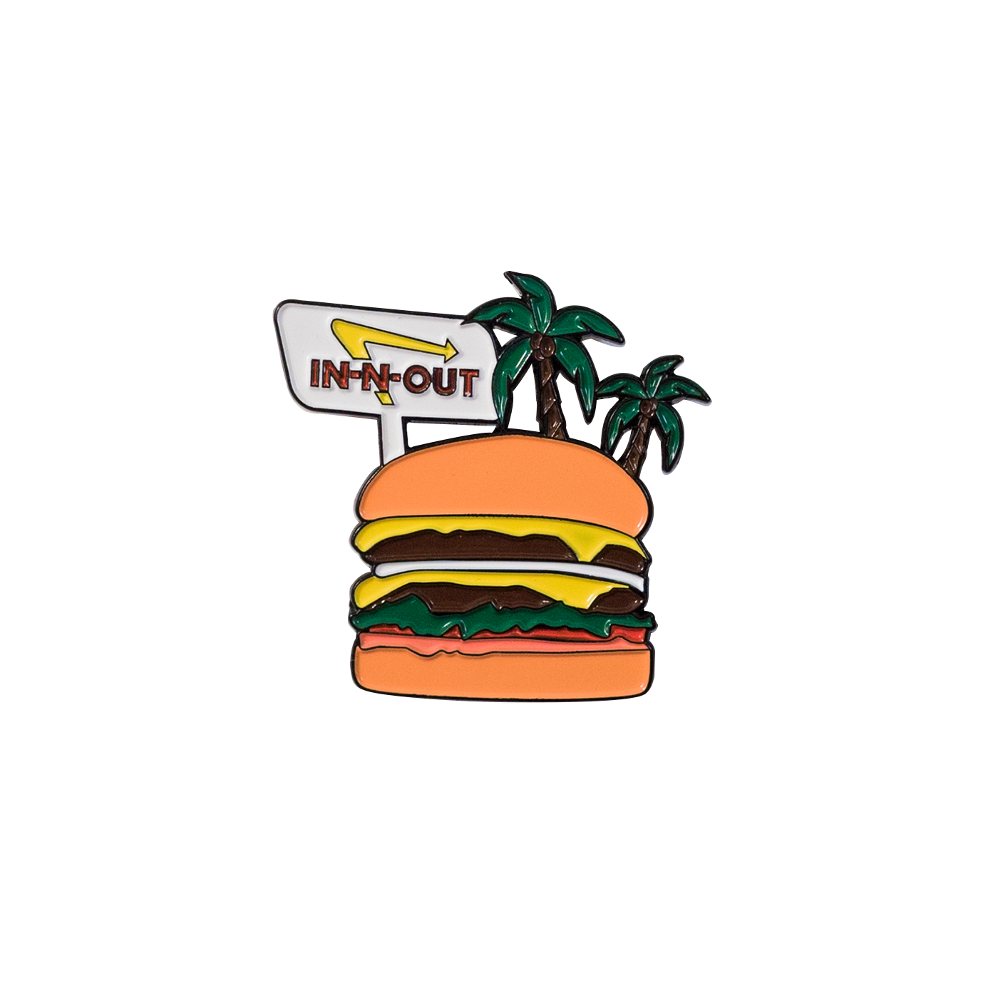In N Out Clipart.